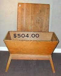 Pine Secretary Desk by Hap Moore Antiques Auctions April 28 2007