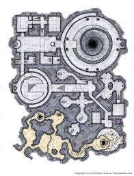 Tomb Of Horrors Map Maps U2013 Matthew Lowes