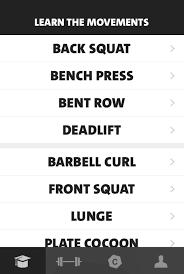 freeletics gym u2013 fitgeekgirl