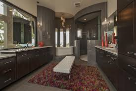 decor pictures area rugs wonderful modern master bathroom with roman tub and