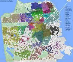 Map Of San Diego Neighborhoods by San Francisco Wind Map Michigan Map