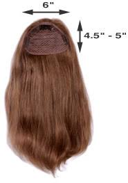 thin hair pull through wigltes hair pieces falls wiglets for women