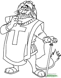 robin hood coloring pages robin hood coloring pages 2 disney