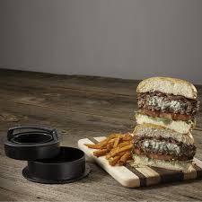 Unique Kitchen Gifts Amazon Com Cuisinart Csbp 100 3 In 1 Stuffed Burger Press