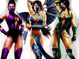 Halloween Costumes Mortal Kombat Remember Girls Gamer Mortal Kombat