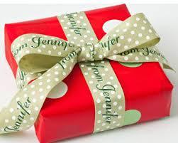 imprinted ribbon christmas ribbon personalized ribbon wedding favor ribbon gift