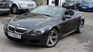 used 2008 bmw 6 series to clear this is cheap m6 convertible