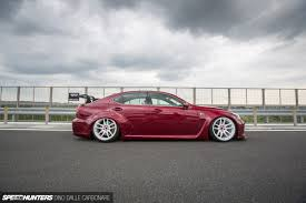 lexus isf rear diffuser lexon reinvents the lexus is f speedhunters