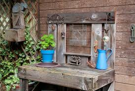 Garden Potting Bench Ideas 50 Best Potting Bench Ideas To Beautify Your Garden
