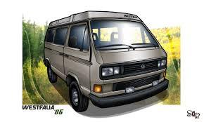 volkswagen van drawing rysunki drawings on vwtransporterfc deviantart