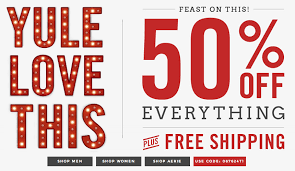 american eagle 50 sitewide free shipping black friday