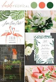 tropical themed wedding tropical themed wedding midway media