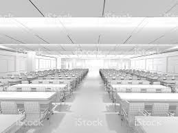 Room Sketch 3d Sketch Architecture Modern Conference Room Classroom 1 Stock