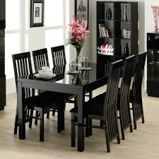 dining room mesmerizing black dining room table sets black