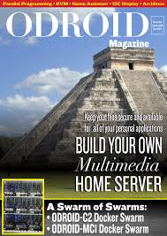 home page odroid magazine