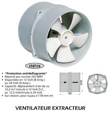 extracteur d air cuisine ventilateur extracteur d air vent178 ventilateur 12 v vent17812