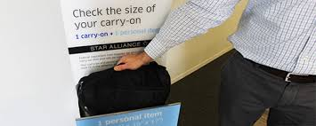 carry on size united united s strict new approach to baggage rules