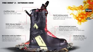 Wildfire Boots For Sale by Haix Fire Hero 2 The Champion Among Firefighter Boots