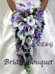 wedding flowers ebay best 25 purple wedding bouquets ideas on purple