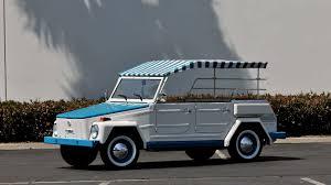 volkswagen thing blue 1974 volkswagen thing s70 anaheim 2015