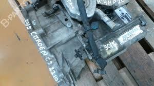 automatic gearbox citroën c5 ii rc 2 2 hdi rc4hxe 32665