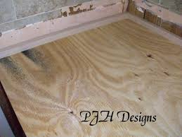 remodelaholic easy butcher block countertop tutorial