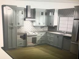 buy kitchen cabinet doors only is it to only one cabinet with glass doors