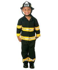 fireman costume junior fireman costume toddler costume