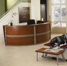 Ofs Element Reception Desk Reception Area Furniture Make A Positive First Impression On