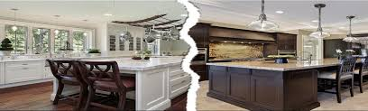 kitchen cabinets to light light vs kitchen cabinets what to choose living in