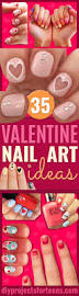 35 fabulous valentine nail art ideas diy projects for teens