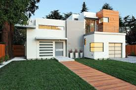 15 contemporary residential attached garage designs in metal and