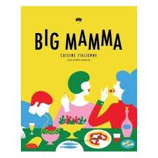 fnac livres cuisine big mamma cuisine italienne con molto broché tigrane