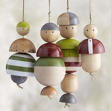 diy time craft your own family of ornaments babble