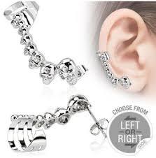 left side earring unique earrings buy unique earrings rebelsmarket