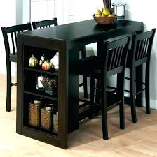 glass counter height table sets counter height tables with storage counter table with storage