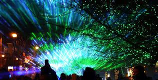 laser light show near me laser light show clifton hill niagara falls canada