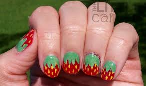 weird nail art images nail art designs