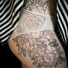 Female Thigh Tattoo Ideas Tattoo Ink Forever Pinterest Tattoo Ink Tattoo And Rose
