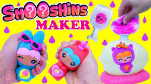 squishy maker new smooshins squish toys maker giant surprise