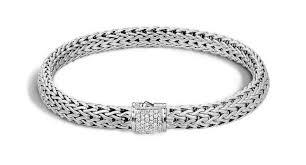 chain bracelet with diamond images John hardy medium classic chain bracelet with diamond pusher clasp JPG