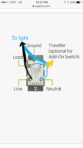 help with basic ge z wave switch wiring devices u0026 integrations