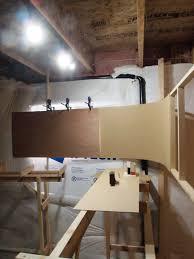 amazing r ck ligh ing installing track lighting in basement rail
