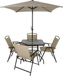 6 Piece Patio Set by But In Dark Red Buy Miami 6 Piece Patio Set From Our Garden