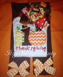 Thanksgiving Dresses For Infants 4 Pc My 1st Thanksgiving Baby First Thanksgiving