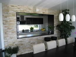 Esszimmer Und Wohnzimmer Offener Wohnbereich Wand Abreißen Küche Mit Esszimmer Theke