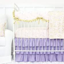 purple baby bedding lavender crib bedding