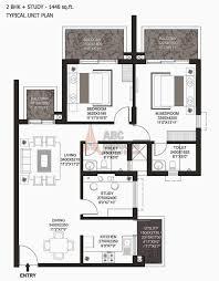 Dlf New Town Heights Floor Plan Godrej Summit Floor Plan Floorplan In