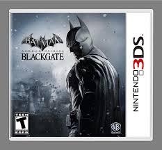 amazon com batman arkham origins blackgate nintendo 3ds wb
