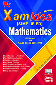 xam idea cce series science term 2 class 10 amazon in xamidea